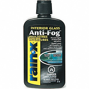 CLEANER GLASS RAIN-X ANTI-FOG