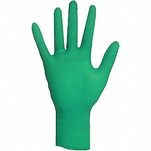 RONCO NITRILE EXAM GLOVES L 100/BX