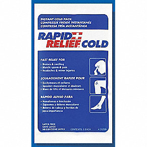 ICE PACK INSTANT 5INX9IN