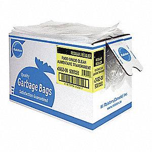 BAGS FOOD GRADE CLR STRONG 26X36 200/CA