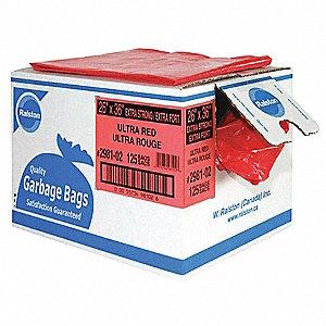 BAG ULTRA RED XSTRG 26X36 125/CA