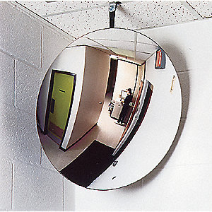MIRROR INT. CONVEX 30IN.