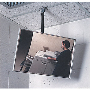 MIRROR FLAT RECT 12INX18IN