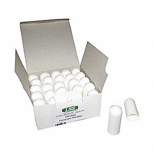 33X80MmCelluloseExtractionThimbles,PK25