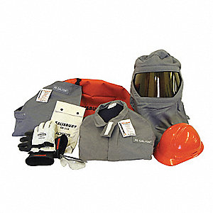 KIT CLOTHING ARC SAFETY SZ MED