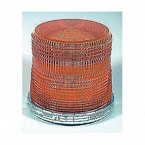 STROBE LIGHT 200ZM 12VDC AMBER