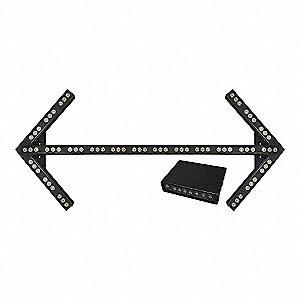 ARROW LED TRAFFIC 48X22IN 12V