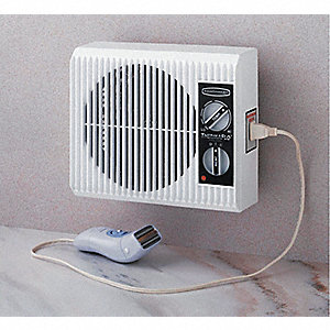 Seabreeze Heater Off The Wall 199w Portable Electric