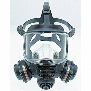 PROMASK 25 TEXTILE HEAD HARNESS POL