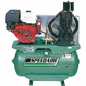 Speedaire compressor air honda 13 hp stationary gas for Honda air compressor motor parts