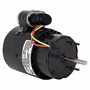 HVAC MOTOR,230V,STUD,60/50 HZ,2 IN