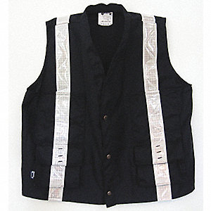 VEST TRAFFIC SURVEY NAVY 2XL