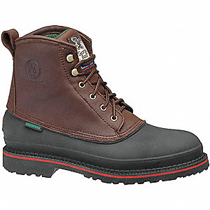 "6"" Steel Toe Work Boots, Style Number G6633"