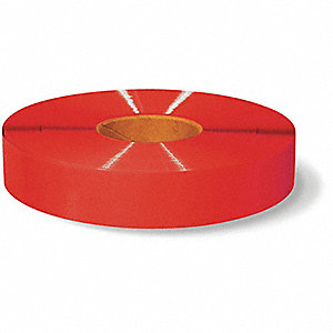 TAPE FLOOR RED 2INX100FTMIGHTYLINE