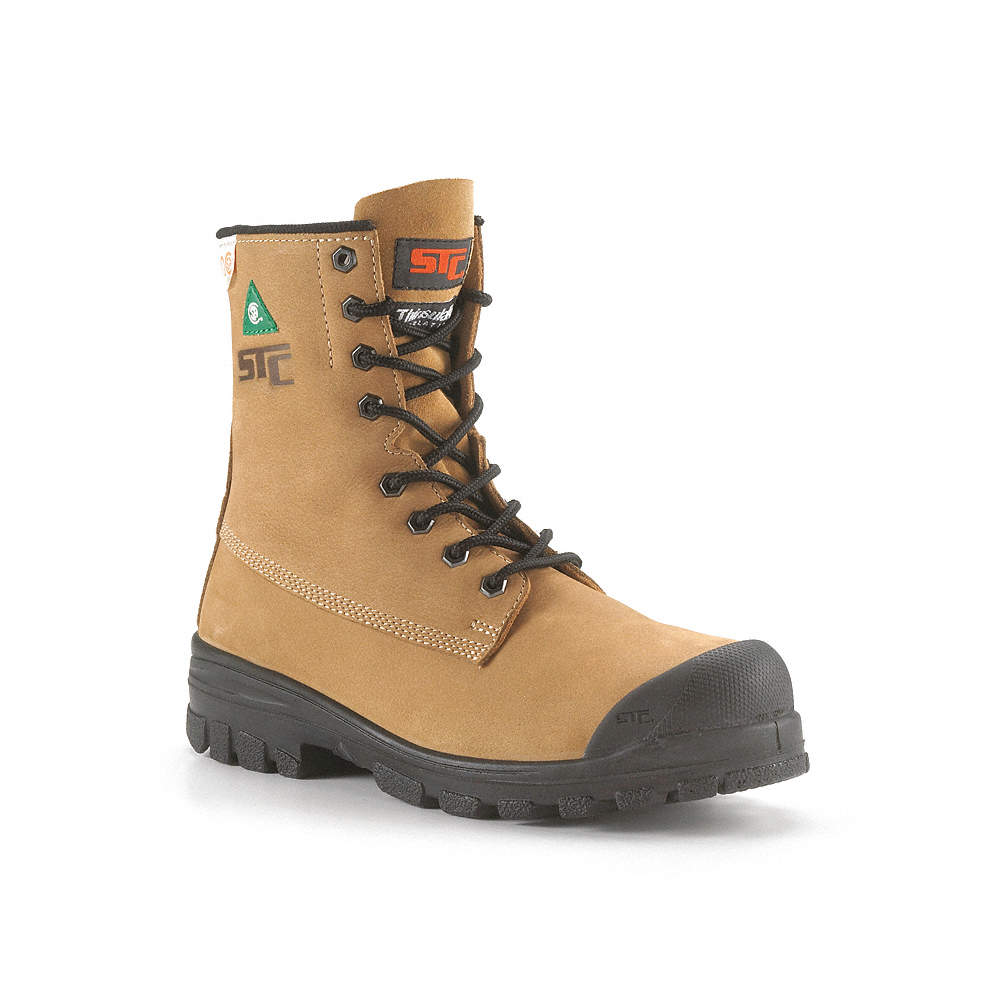 422dbf38d50d STC BOOT SAFETY ACROBAT CSA ESR GRD 1 - Steel-Toe Work Boots and ...