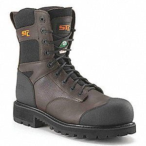 BOOT SAFETY CRESTON 8 CSA GRD1