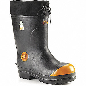 BOOT WINTER NATURAL RUBBE-100