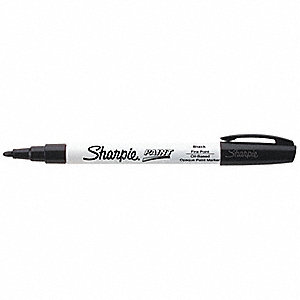 SHARPIE PAINT FINE RED