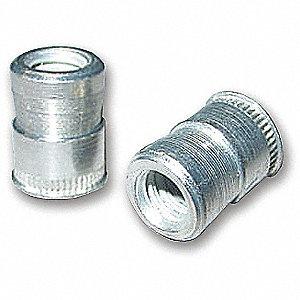 RNUT 1/4-20 STL T-SERIES CAD 50/PK