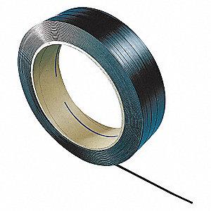 STRAP PL CON 16INX6IN 1/2X022 COIL