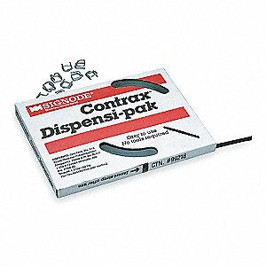 STRAP PLASTIC DISPENSI PAK 1/2IN
