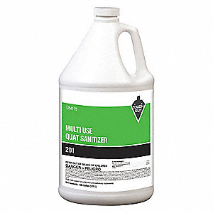 1 gal. Multiuse Sanitizer, 1 EA