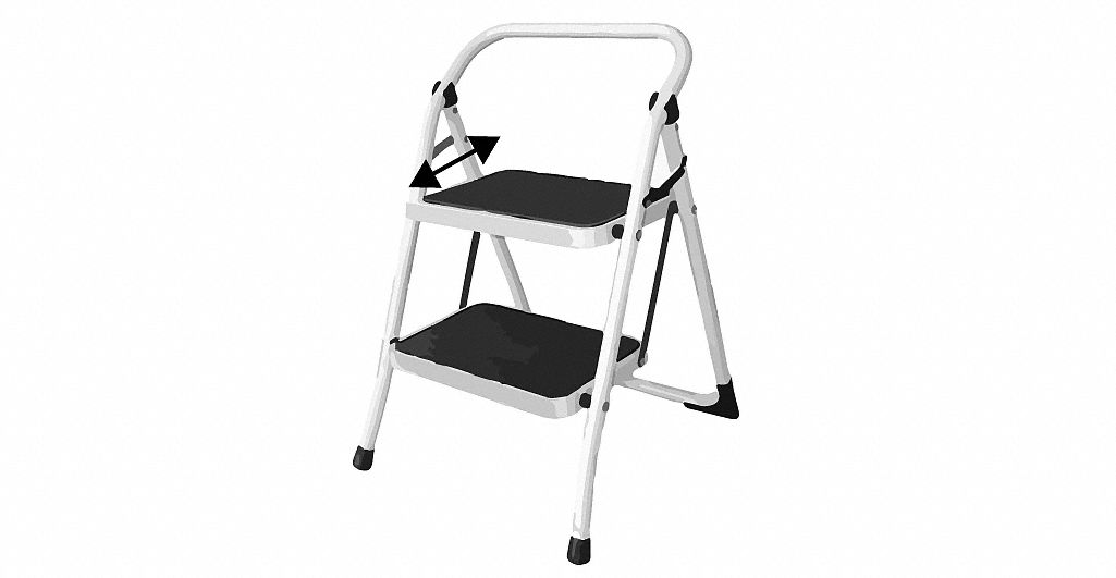 5-1/2 (2)  sc 1 st  Grainger & Step Stools - Ladders Platforms and Scaffolding - Grainger ... islam-shia.org