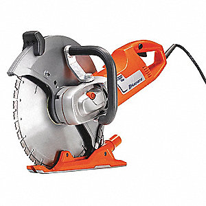 "14"" Dry Cut Cut-Off Saw, 4500 Max. RPM, 2.7 HP, Electric Motor Type"