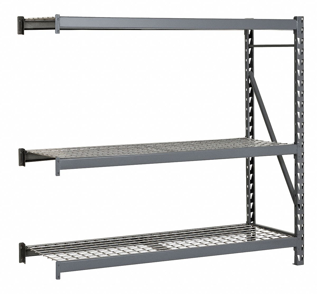 Bulk Storage Rack Add On W 60 D 36 H 96