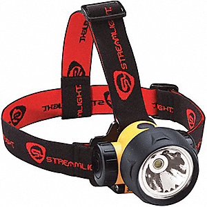 TRIDENT HP HEADLAMP W/BATTERIES.