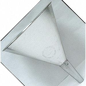 STRAINER FUNNEL TIN 1 PT