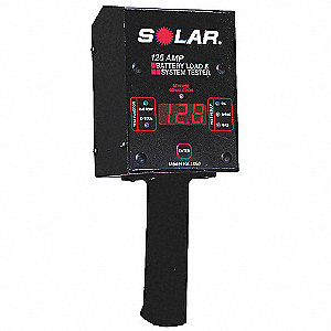 BATTERY LOAD TESTER DIGITAL 125AMP