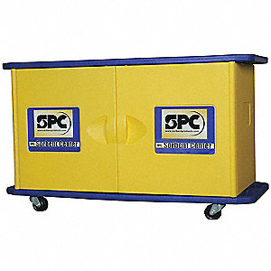 ACCESSORY PACK FOR SPILL CABINET