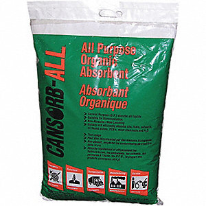 CANSORB-ALL ABSORBS 8 GAL/BAG
