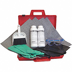 SPILL KIT LAB FOR SOLVENTS