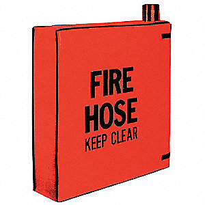 COVER F/HOSE RACK 20IN-25INHIGH
