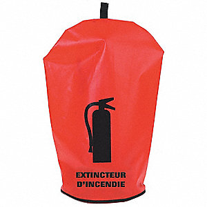 COVER F/EXTINGUISHER FRENCH