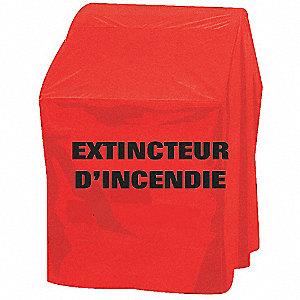 COVER FL RED WHEELED 150LB FRENCH
