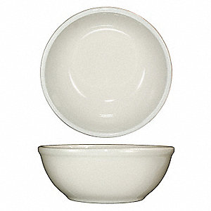 Nappie Bowl,16 Oz,American White,PK36