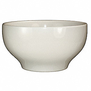 Bowl,Footed,15 Oz,American White,PK24