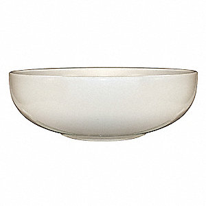 Bowl, 55 Oz, American White, PK12