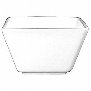 Bowl,8 Oz,Bright White,PK36