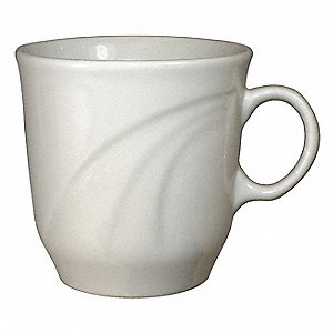 Cup,Tall,7 Oz,American White,PK12