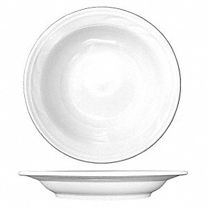 Soup Bowl,15 Oz,Bright White,PK12