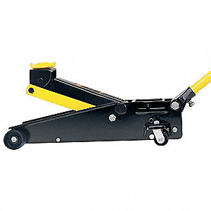 Steel Floor Jack with Lifting Capacity of 4 tons