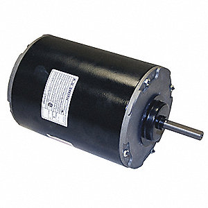 FAN MOTOR,PSC,3/4 HP 1075,208-230V