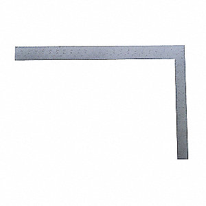 RAFTER SQUARE BLUED STEEL