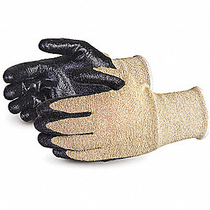GLOVE KEVLAR PU COATED ASTM 4