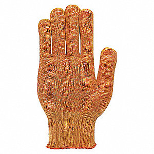 GLOVES STRING PVC CRISS CROSS XL