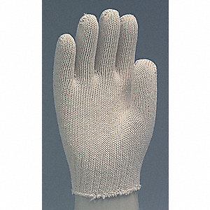 GLOVES MENS COTTON POLY SMALL
